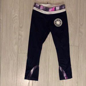 Soul Cycle LuluLemon Cropped pants